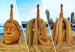 The Ultimate List Of Sand Sculpting Competitions In The United States - The 10 coolest sandcastle competitions in the world
